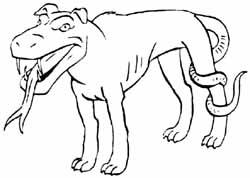 Ядовитая собака