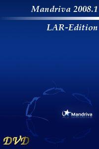Mandriva Linux Spring 2008.1 LAR-edition - i586 DVD